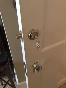Door Lock Installation in DC
