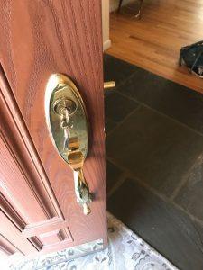 House Lockout Lock Fix